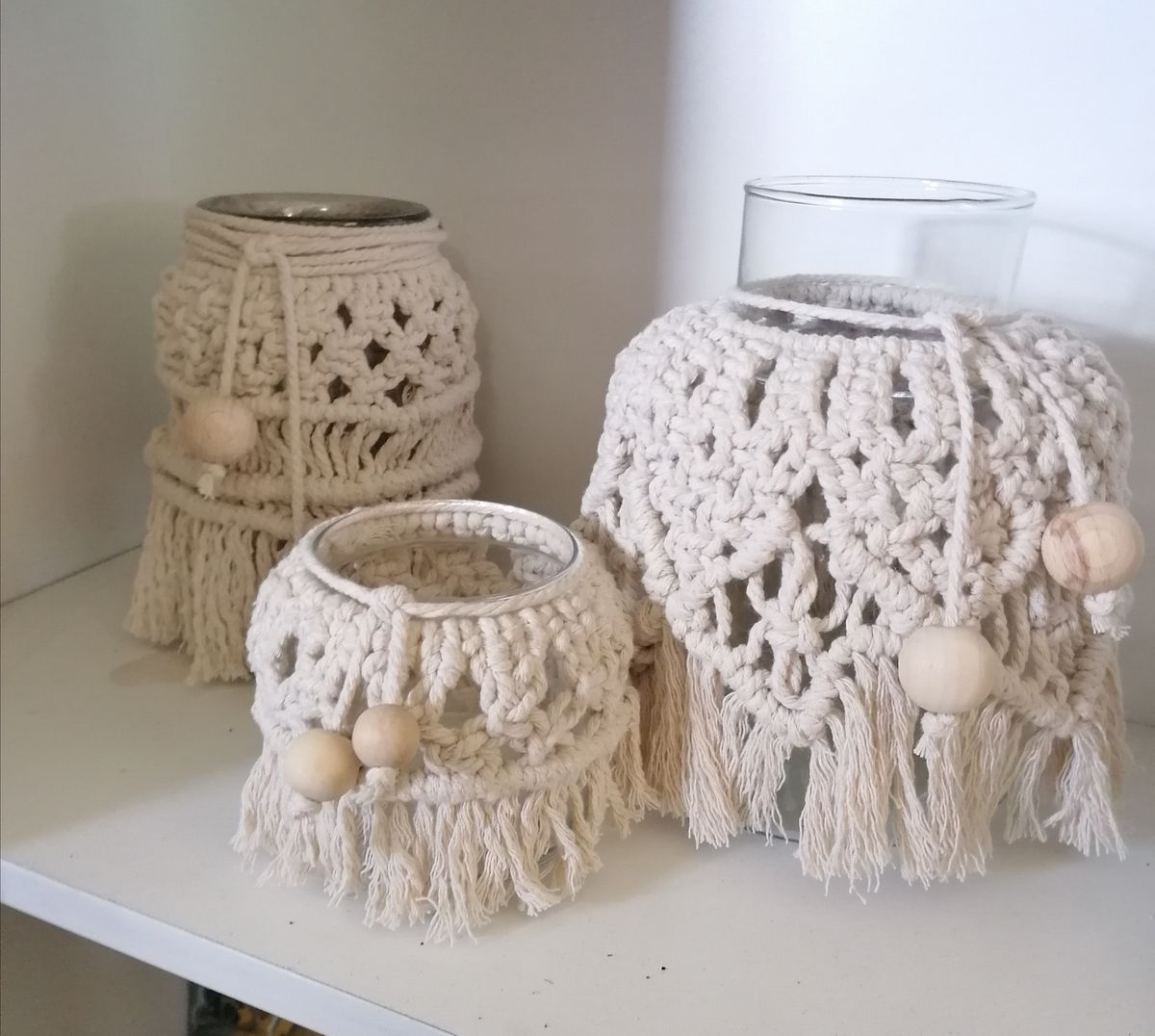 workshop macrame windlichten
